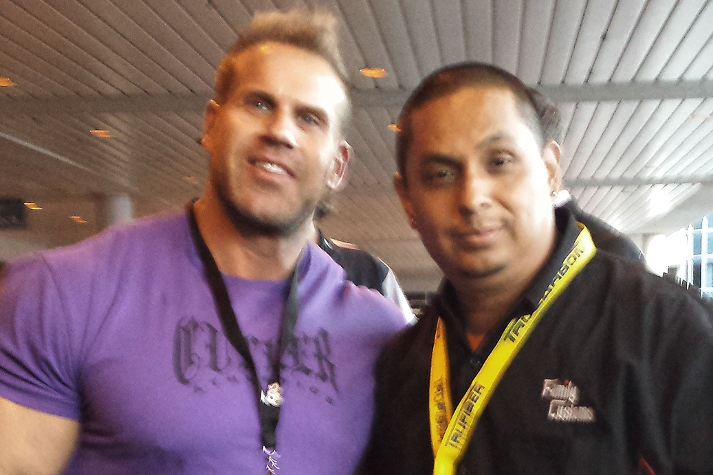 Jay Cutler, 4 Time Mr. Olympia